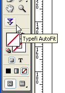 AutoFit Tool in InDesign