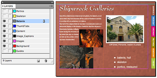 Creating Interactive Pdfs From Indesign 4 Cari Jansen