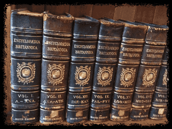 1875 Encyclopedia Britannica