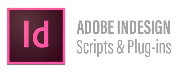Adobe InDesign Scripts & Plug-ins