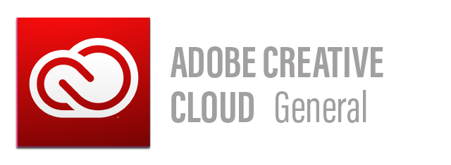 Adobe Creative Cloud General